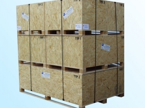Container system export kisten