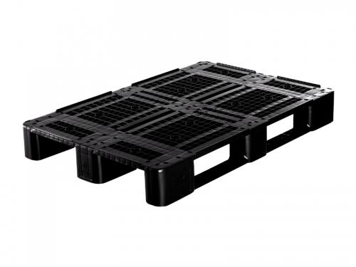 Kunststoffpalette IKP 1208 – 1200x800