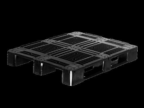 Kunststoffpalette IKP 1213 – 1200x1000